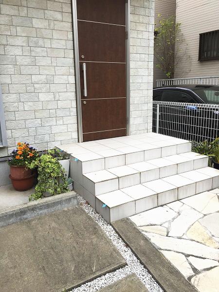 横浜市神奈川区の手すり 施工事例画像03