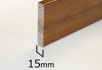 補強板の厚み15ミリ