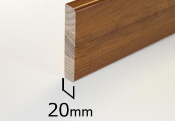 補強板の厚み20ミリ