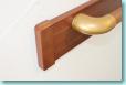 木口化粧材の取付過程3