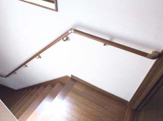 階段手すりの取付方法 手順画像06