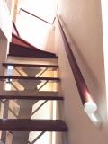 モダンデザイン階段手すり